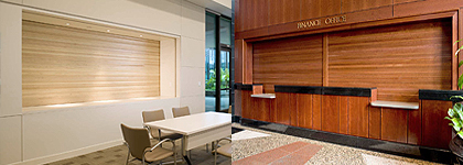 woodfold coiling doors